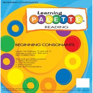 Beginning Consonant Sounds Front