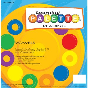 Kinder Reading Vowels Front