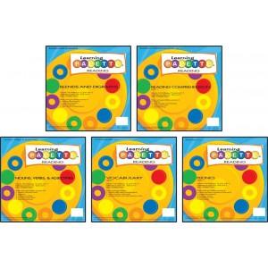 1st Grade Reading 5-Pack