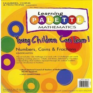 Kinder Coins-Fractions Front