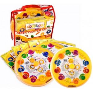 Kinder Math LP 3-Base Center Kit
