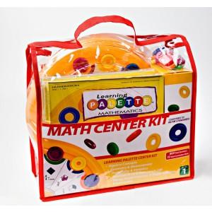 Kindergarten Math Learning Palette 1 Base Center Kit