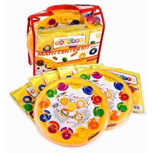 Kinder Math 2 Base Center Kit (5 Packs Only)