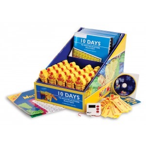 K453 10 Days to Mult Mastery Class Kit