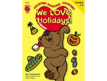 We Love Holidays - Grades 1-2