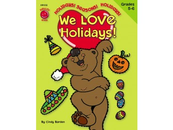 We Love Holidays - Grades 5-6