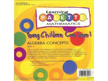 4th Grade Algebra Concepts Front
