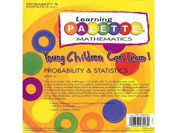 4th Grade Probability & Stats Front