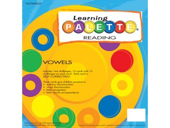 Kinder Reading Vowels Front