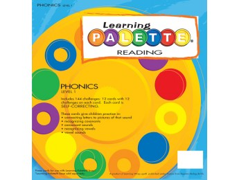1st Grade Reading Phonics Front