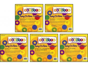 KIndergarten Math 5-Pack