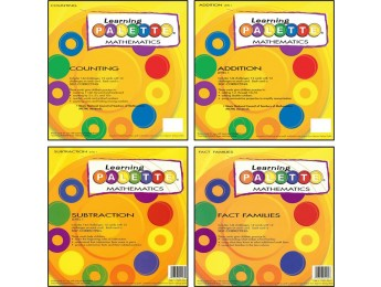 Original 1st Gr Math 4-Pack