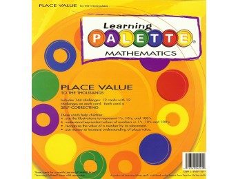 LP-M204 Place Value Front