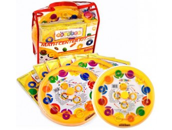 Kinder Math LP 3-Base Center Kit
