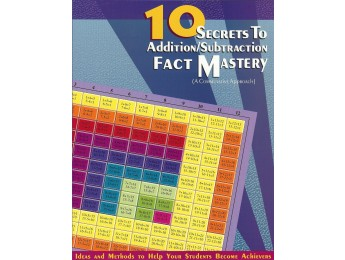 715  10 Secrets to Addition/Subtraction Mastery
