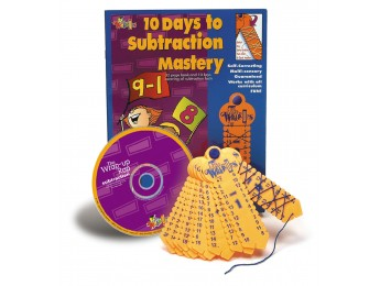 Subtract Mastery Kit w/CD