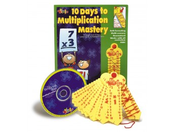 Multiplication Mastery Kit w/CD