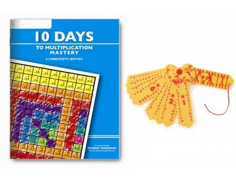 K753C 10 Days Student Workbook &amp; Wrap-up Combo