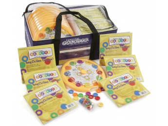 4th Grade Math Learning Palette Class Kit