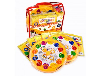 4th Grade Math Learning Palette 2 Base Center Kit