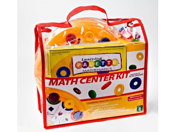4th Grade Math Learning Palette 1 Base Center Kit