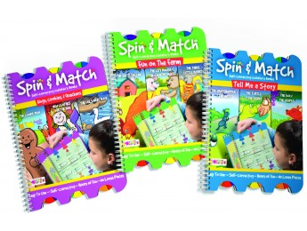 Spin &amp; Match 3-Pack