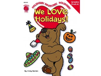 We Love Holidays - Grades PreK-K
