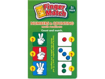 Finger Match Numbers &amp; Counting