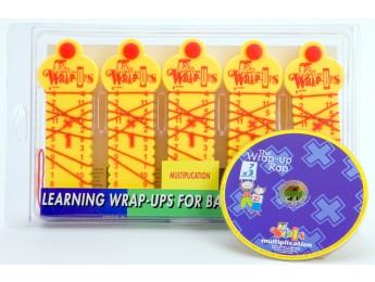 KM05CD Multiplication Wrap-up Center Kit