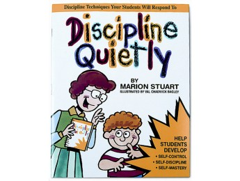 Discipline Quietly